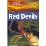 Footprint Reading Library - Level 8  3000 C1 - The Red Devils - British English + Multirom - Rob Waring