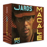 Box - Jards Macalé Anos 70 - 4 Volumes (CD) - Jards Macalé