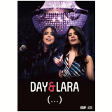 Day e Lara - Ao Vivo (CD) +  (DVD) - Day E Lara