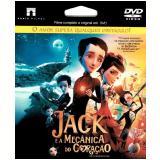 Jack e a Mecânica do Coração (DVD) - Stephane Berla
