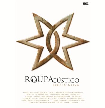 Roupa Nova - Roupacústico - Ao Vivo (DVD)