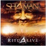Shaman - Ritual Live (CD) - Shaman