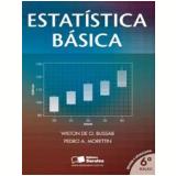 Estatística Básica - Wilton de O. Bussab, Pedro A. Morettin