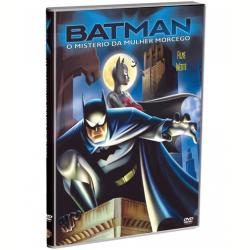 DVD - Batman: O Mistério da Mulher Morcego - Desenho - 7892110033695