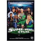 Super-herói O Filme (DVD) - Leslie Nielsen, Sara Paxton, Pamela Anderson