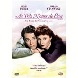 As Três Noites de Eva (DVD) - Vários (veja lista completa)