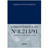 Comentários à Lei Nº 8213/91 - Sergio Pinto Martins