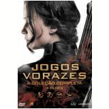 Jogos Vorazes: Edição Colecionador (Box com 4 Filmes) (DVD) - Francis Lawrence (Diretor)