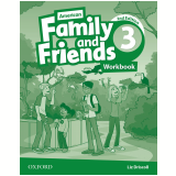 American Family And Friends 3 - Workbook - Second Edition -