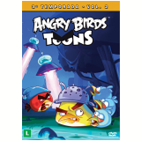 Angry Birds Toons - 3ª Temporada Volume 2 (DVD) - Mikko Pöllä
