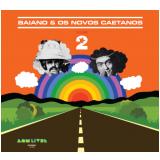 Baiano e os Novos Caetanos - Digipack (vol. 2) (CD) - Chico Anysio, Renato Piau, Arnaud Rodrigues