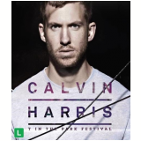 Calvin Harris - T In The Park Festival (DVD)