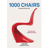 1000 Chairs - Charlotte Fiell, Peter Fiell