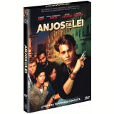 Anjos da Lei - A Primeira Temporada Completa (DVD) - Johnny Depp, Peter Deluise, Dustin Nguyen
