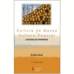 Cultura de Massa e  Cultura Popular - Livros