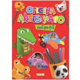 Oficina de Artesanato Infantil - Alicia Pereiro