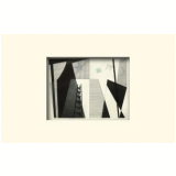Sergio Fingermann: Gravura, Trama de Sombras - Bei