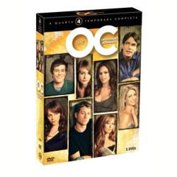 DVD - The OC - Um Estranho no Paraíso - 4ª Temporada Completa - Peter Gallagher, Kelly Rowan, Autumn Reeser - 7892110050357