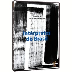 DVD - Intérpretes do Brasil - Vários ( veja lista completa ) - 7895233124509