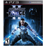 Star Wars: The Force Unleashed II (PS3) -