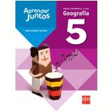 Geografia 5  - Ensino Fundamental I - 5� Ano - Leda Leonardo da Silva