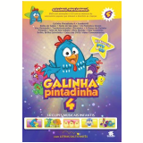 Kit Galinha Pintadinha Vol.4 (DVD+CD)  (DVD) -