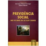 Previdencia Social Nos 90 Anos Da Lei Eloy Chaves - Melissa Folmann