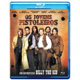 Os Jovens Pistoleiros (Blu-Ray) - Charlie Sheen, Kiefer Sutherland, Dermot Mulroney