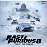 Velozes e Furiosos 8 - O. S. T - Fast & Furious 8 - Trilha Sonora do Filme  (CD) - Fast & Furious