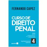 Curso de Direito Penal - Legislação Penal Especial (Vol. 4) - Fernando Capez
