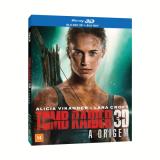 Tomb Raider - A Origem (Blu-Ray + Blu-Ray 3D)