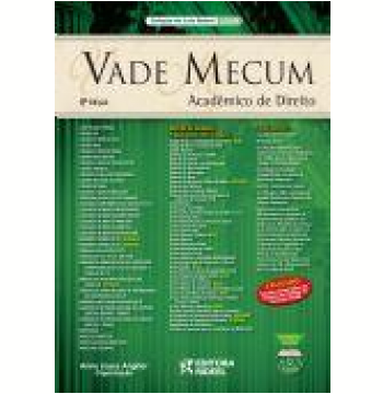 Vade Mecum Acadêmico de Direito (9ª Edição)