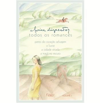 Box Clarice Lispector - Todos os Romances (Vol. 1)