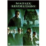 Matrix Revolutions (DVD) - Larry Wachowski (Diretor), Andy Wachowski (Diretor)