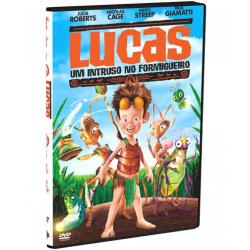 DVD - Lucas, Um Intruso no Formigueiro - John A. Davis - 7892110049092