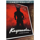 Kagemusha - A Sombra Do Samurai (DVD) - Akira Kurosawa (Diretor)