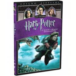 DVD - Harry Potter e o Cálice de Fogo - Vários ( veja lista completa ) - 7892110063609