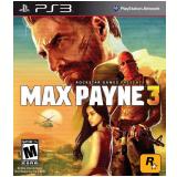 Max Payne 3 (PS3) -