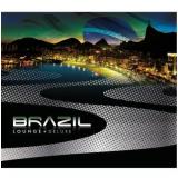 Brazil Lounge Deluxe - Varios (CD) -