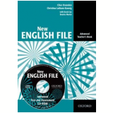 New English File Advanced Teacher'S Book With Test & Assessment Cdrom - Clive Oxenden