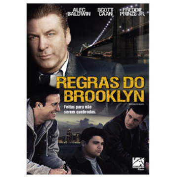 Regras Do Brooklyn (DVD)
