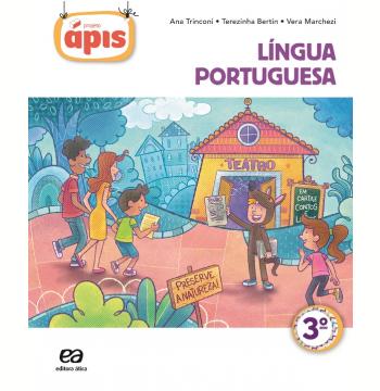 Projeto Ápis Português 3º Ano - Ensino Fundamental I - Reformulado