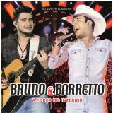 Bruno e Barreto - A Força do Interior Ao Vivo em Londrina (CD) - Bruno E Barreto