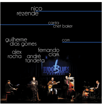 Nico Rezende Canta Chet Baker (DVD)
