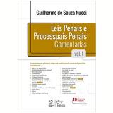 Leis Penais E Processuais Penais Comentadas (vol. 1)