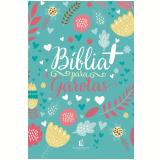 Bíblia + Para Garotas (Capa Tecido) - Hayley Dimarco