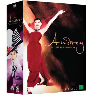 Coleção Audrey Couture Muse Collection - 80 Anos (DVD)