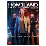 Homeland - 6ª Temporada Completa (DVD) - F. Murray Abraham, Mandy Patinkin
