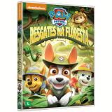 Paw Patrol - Resgates na Floresta (DVD)