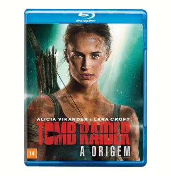 Tomb Raider - A Origem (Blu-Ray)